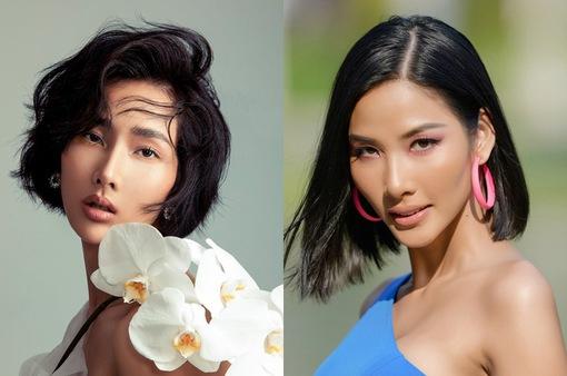 """""""Bản sao"""" Hoàng Thùy dự thi Hoa hậu Việt Nam 2020"""