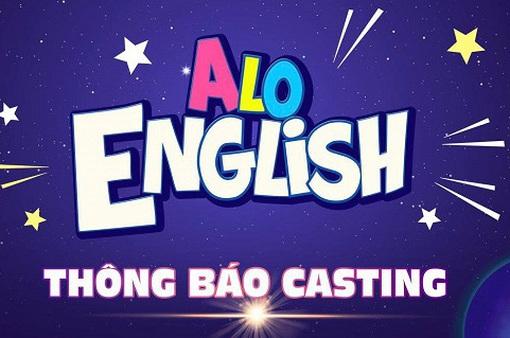Alo English - Gameshow mới của VTV7 tìm kiếm các đội chơi tiểu học