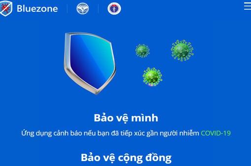 Vì sao người dùng e ngại cài đặt ứng dụng Bluezone giúp truy vết COVID-19?