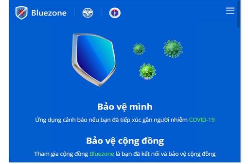 Số lượt tải về Bluezone tăng vọt