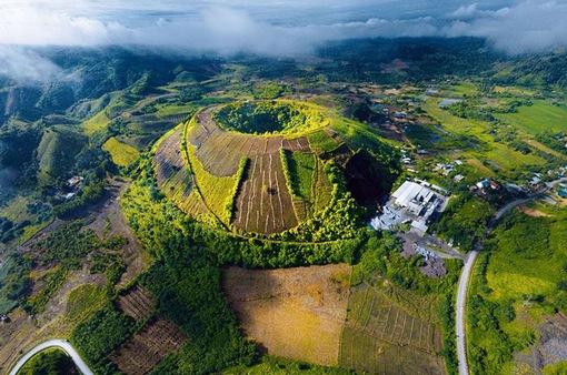 Đăk Nông, Việt Nam là 1 trong số các vườn địa chất toàn cầu mới nhất của UNESCO