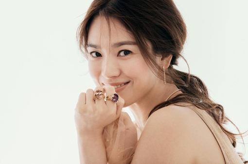 Ngẩn ngơ ngắm nhan sắc đỉnh cao của Song Hye Kyo