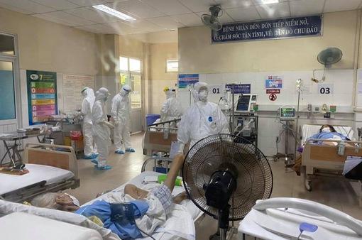 Chung tay vì y bác sĩ tuyến đầu chống dịch COVID-19