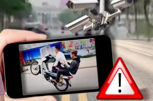 Có thể trưng cầu giám định hình ảnh vi phạm giao thông người dân cung cấp