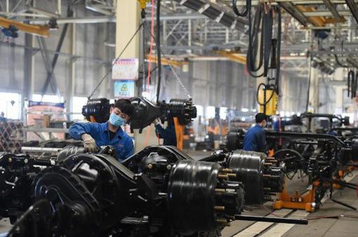 Kinh tế Trung Quốc phục hồi tốt hơn dự kiến