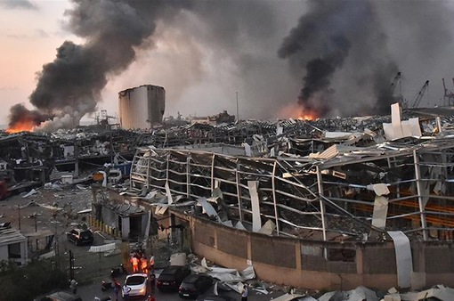 Vụ nổ kinh hoàng tại Beirut: Những giả thuyết mới được hé lộ