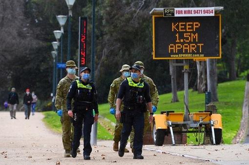 Melbourne - Trung tâm của sắc lệnh phong tỏa nghiêm ngặt nhất thế giới