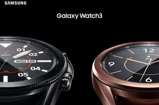 Galaxy Watch 3 lên kệ với giá từ 9,49 triệu đồng
