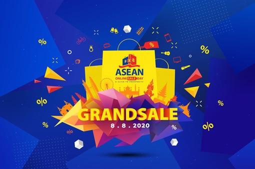 Khởi động ngày mua sắm trực tuyến lần đầu tiên trên khắp ASEAN