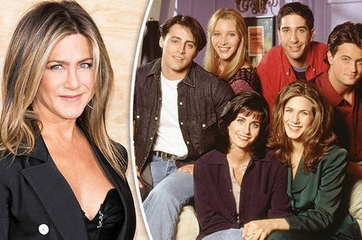 Jennifer Aniston không buồn khi Friends bị hoãn ngày tái hợp