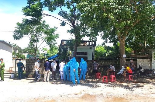 Thêm một Trạm trưởng Trạm y tế bị đình chỉ do lơ là phòng chống dịch COVID-19