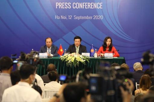 ASEAN trung lập, giải quyết các tranh chấp trên Biển Đông bằng biện pháp hòa bình