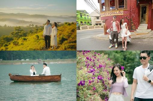 """Những khoảnh khắc """"đốn tim"""" của các cặp đôi ở tập đặc biệt Hành lý tình yêu"""