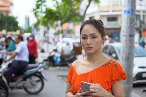 """Lan Phương tiết lộ cảnh quay đến 2h sáng trong """"Trói buộc yêu thương"""""""