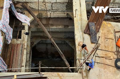 Thủ tướng yêu cầu kiểm tra, giải quyết vụ nhà phố làm 4 tầng hầm ở Hà Nội