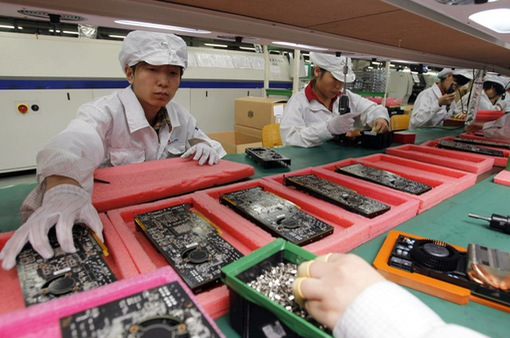 Đối tác quan trọng của Apple muốn đầu tư 1 tỷ USD vào Việt Nam