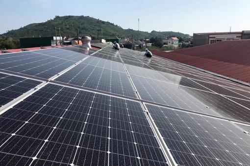 Bộ Công Thương hướng dẫn về đầu tư điện mặt trời mái nhà