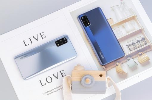 Realme 7/7 Pro ra mắt: Camera xịn hơn, pin lớn hỗ trợ sạc nhanh, giá từ 6,99 triệu đồng
