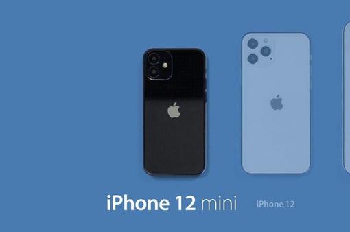 iPhone 12 sẽ có thêm phiên bản mini?