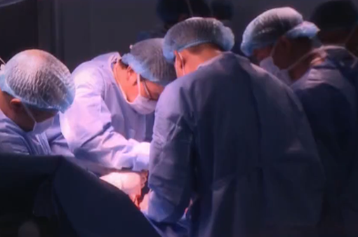 Phẫu thuật thành công khối u ung thư sụn ở vị trí hiếm gặp
