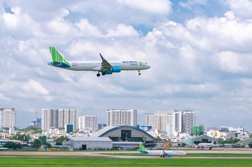 Bamboo Airways khai thác trở lại các đường bay nội địa
