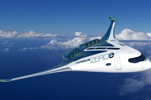 Airbus phát triển máy bay thương mại không phát thải