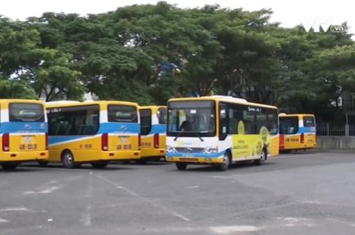 """Đà Nẵng khôi phục hoạt động xe bus, thực hiện nghiêm """"5K"""""""