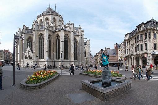 Thành phố Louvain nhận danh hiệu Thủ đô sáng tạo của châu Âu