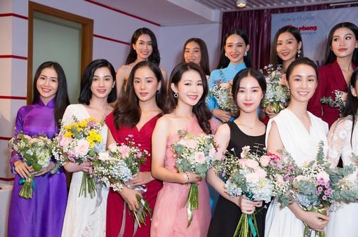 30 cô gái đầu tiên lọt vào Bán kết Hoa hậu Việt Nam 2020