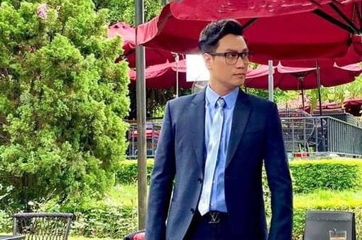 Việt Anh phong độ sau giảm cân