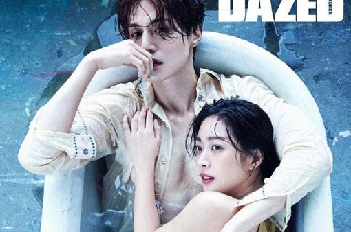 """Tung ảnh bên nữ chính """"Tale Of Gumiho"""", nhan sắc Lee Dong Wook lấn át tất cả"""
