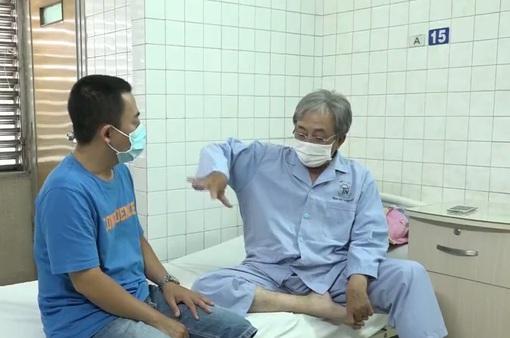 Cứu sống ngoạn mục bệnh nhân đã ngưng tim 45 phút