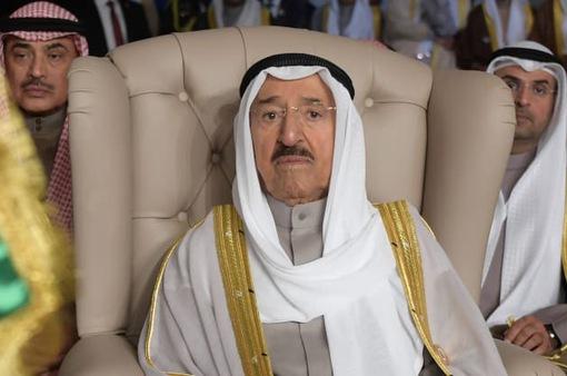 Quốc vương Kuwait Sabah al-Ahmad al-Sabah qua đời