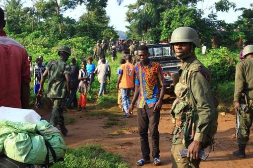 Thảm sát tạimiền Đông CHDC Congo, hàng chục người thiệt mạng