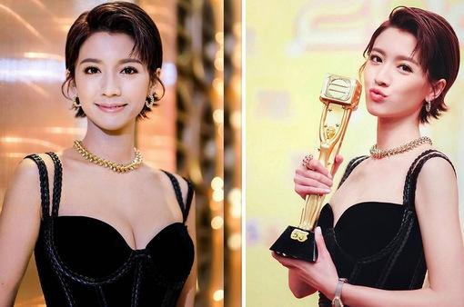 Thị hậu TVB 2020 Thái Tư Bối đối mặt với tin đồn hẹn hò với ông trùm vàng bạc Hong Kong