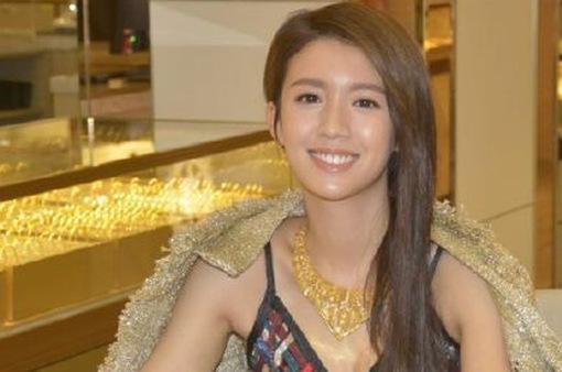Thái Tư bối phủ nhận hẹn hò với ông trùm vàng bạc Hong Kong