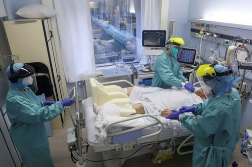 Bỉ nằm trong số các quốc gia có tỉ lệ tử vong vì COVID-19 cao nhất thế giới