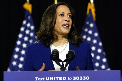 Phó Tổng thống đắc cử Mỹ Kamala Harris chuẩn bị đảm nhiệm cương vị mới