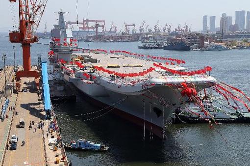 Vượt Hàn Quốc, Nhật Bản, ngành đóng tàu Trung Quốc chiếm vị trí 1 một thế giới