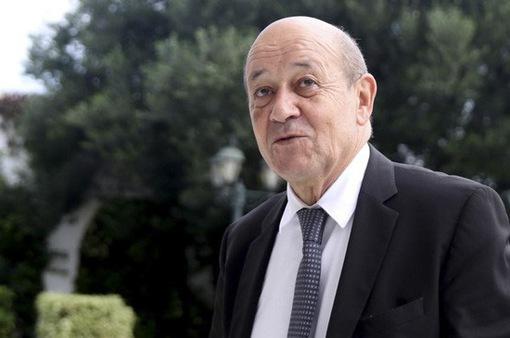 """Ngoại trưởng Pháp đề xuất """"tạm dừng"""" tranh cãi bất đồng thương mại giữa Mỹ và EU"""