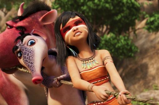 """""""Ainbo: Nữ thần chiến binh Amazon"""" ra rạp mùng 1 Tết"""