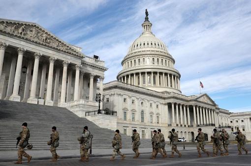 """Thủ đô Washington """"bật"""" chế độ an ninh ở mức đặc biệt"""