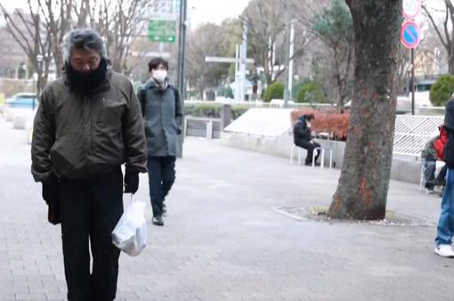 Đại dịch COVID-19 phơi bày góc khuất đói nghèo tại Nhật Bản