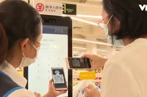 Trung Quốc thúc đẩy tiền kỹ thuật số