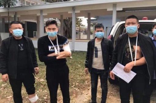 """5 người Trung Quốc nhập cảnh """"chui"""" từ Quảng Ninh vào TP Hồ Chí Minh rồi định ra Hà Nội"""