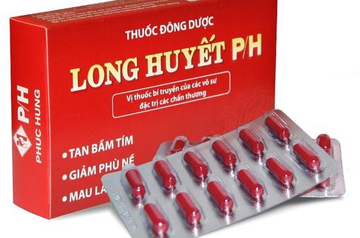 Thảo dược Long huyết P/H - Lựa chọn số 1 giúp phục hồi sau phẫu thuật thẩm mỹ