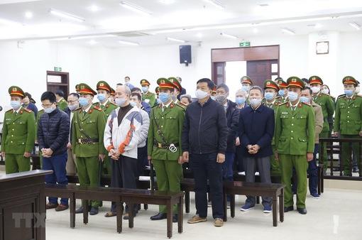 Hoãn phiên tòa xét xử ông Đinh La Thăng, Trịnh Xuân Thanh trong vụ Ethanol Phú Thọ