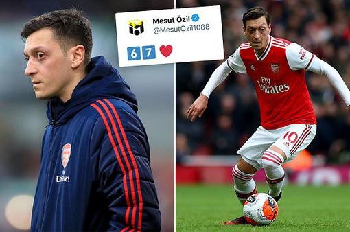 Tiết lộ lý do Mesut Ozil chọn số áo 67 tại đội bóng mới Fenerbahce