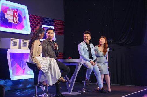 """Giác quan thứ 6: MC Thành Trung trổ tài """"bắn"""" rap kết hợp cải lương"""