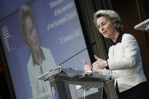Châu Âu hối thúc Mỹ hợp tác kiểm soát các tập đoàn công nghệ khổng lồ